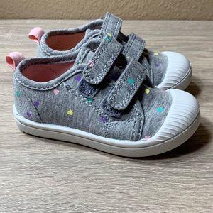 Cat & Jack toddler girl sneakers